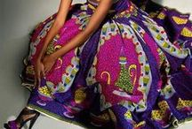 Wrapped in Fabrics / fabrics from everywhere... / by SeeLineWoman
