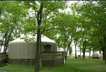 Stay: Campgrounds / Discover the charm of the outdoors. Make your campground stay a memorable one with fun activities and convenient amenities.