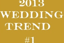 "2013 Wedding Trend #1- 1920's / Hottest Wedding Trends for 2013  - 1920's!  The release of the movie ""The Great Gatsby"" along with the popularity of the show ""Downtown Abbey"" will bring the roaring 1920s back into fashion, especially as the vintage trend continues to be hot. / by One Fine Day Events"