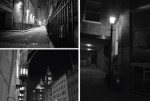 Liverpool City Center / Photography from C.S.Welford who resides in Liverpool.