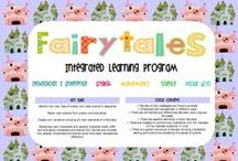 Theme - Fairytales / by Jem's Bright Buttons