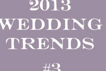 2013 Wedding Trend #3 - Prints! / From bridesmaid dresses, wedding stationery to your wedding cake - prints are the all the rage for 2013. 