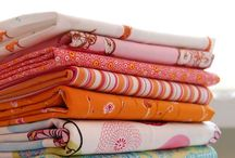 Fabric / Sewing and other crafts involving fabric.  (Quilts, bags, etc.) / by Missy Ritchie