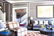 Chic Living Rooms / by Paloma Contreras | La Dolce Vita
