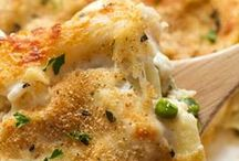 Casseroles and Pasta / by Aubrey Stalcup