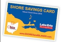 Deals and Discounts / by Ohio's Lake Erie Shores & Islands Welcome Center