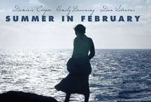Summer In February  / Dominic Cooper (The Devil's Double) stars as AJ (Later Sir Alfred) Munnings, with Emily Browning (Sucker Punch) as Florence Carter-Wood and Dan Stevens (Downton Abbey) as Gilbert Evans, in SUMMER IN FEBRUARY, based on Jonathan Smith's novel about love and loss among a bohemian colony of artists which flourished in the wild coastal region of Cornwall before the First World War -  www.atlanticcoastpark.co.uk