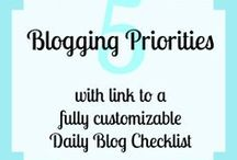 blogblogblog / #blogging and all things related to writing online.