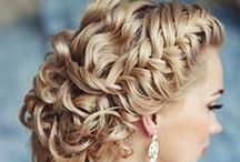 Spring 2014 Bridal Hair Trends / by One Fine Day Events