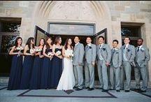 Wedding Attendants / by Sarah Gwin Ryglicki