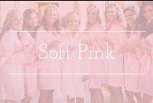 Soft Pink palette inspiration / Soft pink color palette wedding inspiration