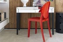 Office Inspiration // Red / RED // alive, pulsing, risky, seductive, blooming, flirtatious, bold, radiant, happy, intense.