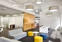 Office Inspiration // Yellow / YELLOW // bright, happy, fun, warm, sunny, bold, joyful.