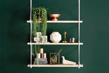 Office Details // Shelving / Who doesn't love a good #shelfie? / by Office Designs
