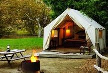 Camping In The Great Outdoors / by Jama Smith