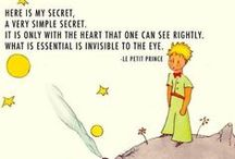 The Little Prince / Le Petit Prince / by Jem's Bright Buttons