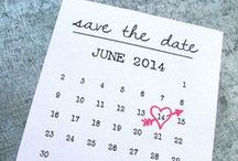 Save the Date Ideas / by One Fine Day Events