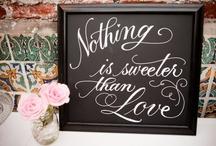 Love...sweet love...