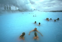 all things aqua / I just love being in water, warm soothing, relaxing, ...