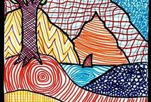 Homeschool: Art / ~ Things I've found useful for teaching art in our homeschool ~