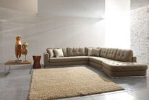 Leather Sofas / Especially designed for the family, Ditre Italia sofas are a perfect blend of innovation and tradition. Living rooms to enjoy with classical evergreen designs and a very wide range of shapes, colours and fabrics.