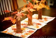 Autumn Crafts & Activities For Kids / Autumn crafts, activities, and worksheets for kids!  #autumn #fall #crafts #activities #printables #school #homeschool