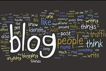 Blogging and social media / Tips and tricks for #bloggers. Everything from grammar goofs to cool ways to promote yourself and tips for using social media effectively.