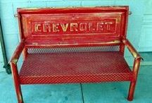 DIY & Repurpose / Bringing cool things found at estate sales back to life by repurposing or upcycling.