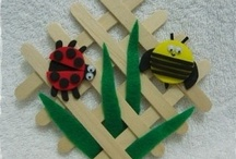 Bugs & Worms / ~ A theme board for insect or worm related crafts, books, and activities ~