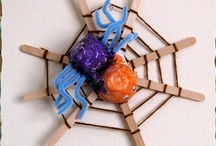 Spider Crafts & Activities For Kids / Spider crafts, activities, books, worksheets, printables, and more!