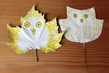 Owl Crafts & Activities For Kids / Owl crafts, activities, worksheets, and printables for kids!