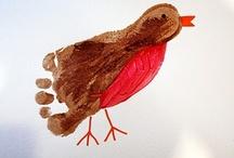 Bird Crafts and Activities For Kids / Bird themed crafts, activities, printables, books, art projects, and printables for kids