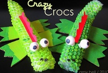 Animal Crafts & Activities For Kids / Animal crafts, activities, worksheets, and other resources.