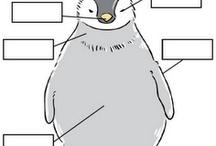 Penguin Crafts & Activities For Kids / #penguins