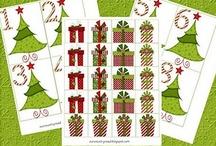 FREE Christmas Printables {Educational}