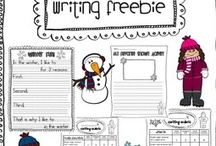 FREE Winter Printables {Educational}