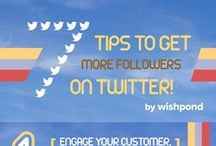Twitter Tips and Tricks / Improve your Twitter performance. Get more out of the social networking site for business or pleasure.