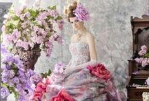 Stella De Libero / dress form a strange but interesting
