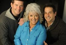 Paula,Jamie and Bobby Deen