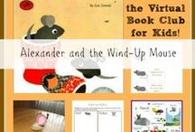 Book Inspired Activities for Kids