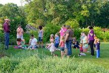 Children in the Gardens