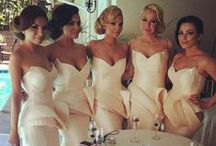 Here comes the bride / wedding inspiration