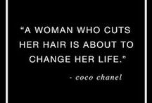 Ain`t that the truth / A selection of our favourite hair quotes & inspirations including our custom pics! Feel inspired & repin what you like! #DiMiloHair