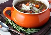 Beef ~ Soup