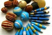 Paper Beads DIY/Ideas