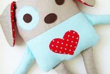 Softies & Dolls DIY/Ideas