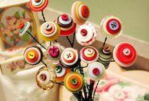 Buttons Craft - DIY/Ideas