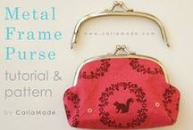 Bag, Pouches & Wallet - DIY