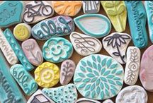 Rubber Stamps - DIY/Ideas