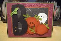 Halloween Cards and Tags